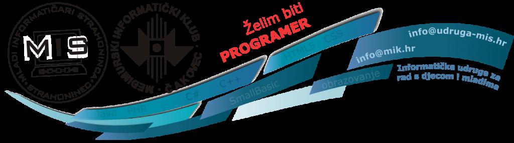 Zelim biti programer