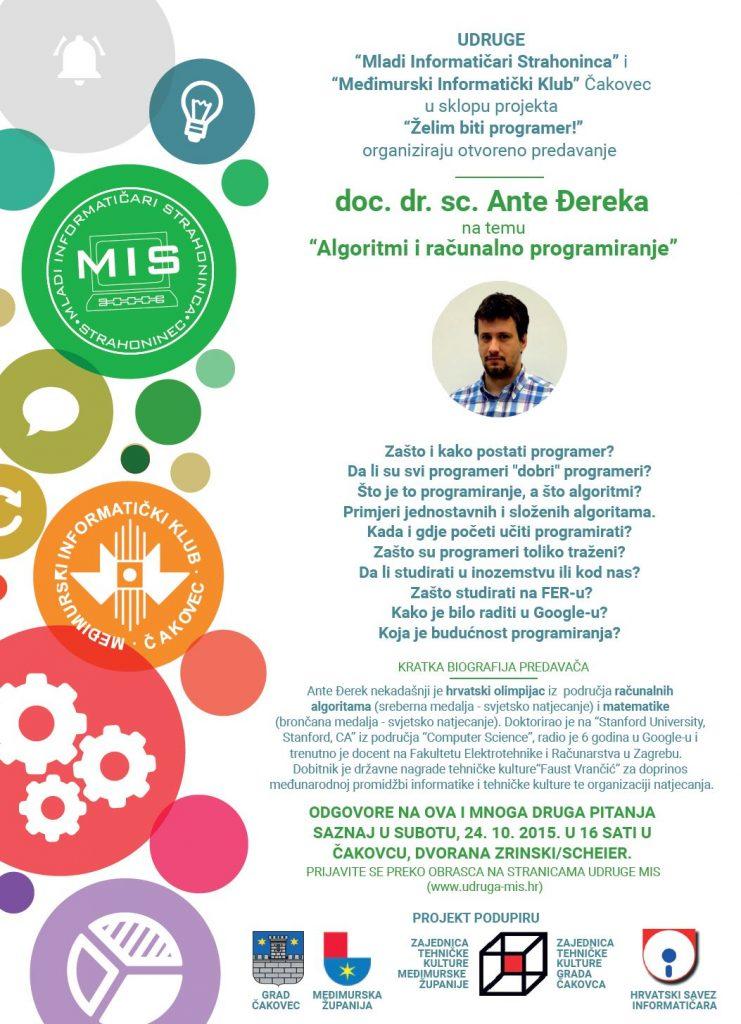 Predavanje_Zelim biti programer_Derek